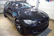 BMW E91 EVO Hood Frontspoiler AC Schnitzer 08