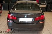 BMW F10 Rear Spoiler 09