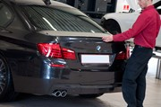 BMW F10 Rear Spoiler 10