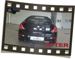 BMW E64 650I Eisenmann Video