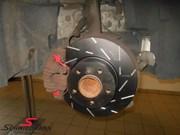 BMW E90 320D EBC Brake Discs Pads 06