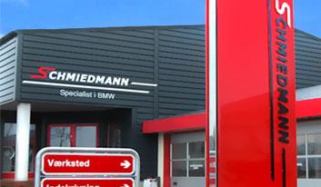 Schmiedmann Odense Department