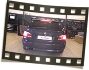 Bmw E61 550I Eisenmann Video