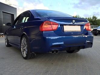 BMW Bagende Performance
