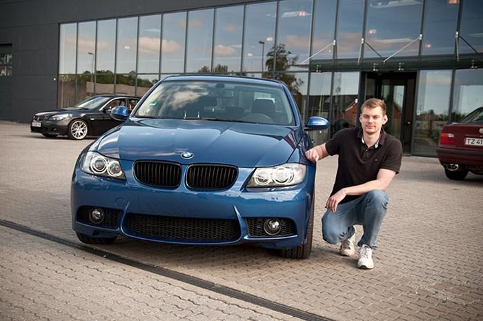 BMW E90 TO E90 LCI 01