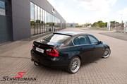 BMW E90 Rear Spoiler Dhl 09