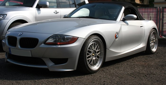 BMW Z4 E85 Supersprint Exhaust 788106K03