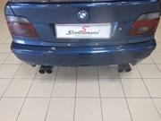 BMW E39 540 Eisenmann Exhaust 01