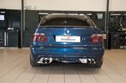 BMW E39 540 Eisenmann Exhaust 08