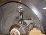 BMW F10 520D Lowtec Lowering 01