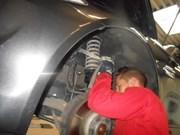 BMW F10 520D Lowtec Lowering 04