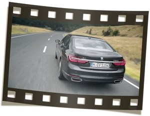 BMW 2016 7 Series Video