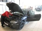 BMW E46 325CI Sport Manifold 01