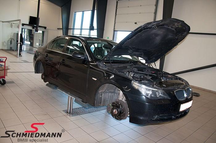BMW E60 EBC11