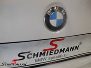 BMW E91 Diamond Black Interior Trim04