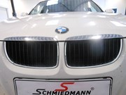 BMW E91 Diamond Black Interior Trim06