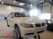 BMW E91 Diamond Black Interior Trim10
