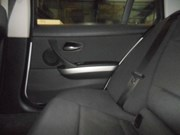 BMW E91 Diamond Black Interior Trim11