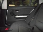 BMW E91 Diamond Black Interior Trim11