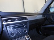 BMW E91 Diamond Black Interior Trim14