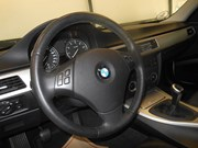 BMW E91 Diamond Black Interior Trim15