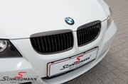 BMW E91 Diamond Black Interior Trim19