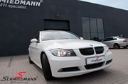 BMW E91 Diamond Black Interior Trim20