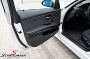BMW E91 Diamond Black Interior Trim22