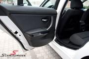 BMW E91 Diamond Black Interior Trim23