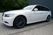 BMW E91 Diamond Black Interior Trim30