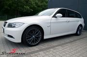 BMW E91 Diamond Black Interior Trim30