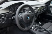 BMW E91 Diamond Black Interior Trim32