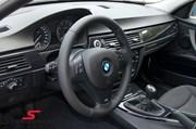 BMW E91 Diamond Black Interior Trim32