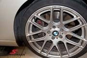 BMW E92 Wagner Intercooler Ebc Red Stuff09