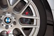 BMW E92 Wagner Intercooler Ebc Red Stuff11