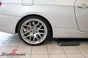 BMW E92 Wagner Intercooler Ebc Red Stuff12