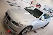 BMW E92 Wagner Intercooler Ebc Red Stuff14
