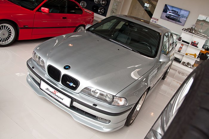 BMW E39 Hartge 02