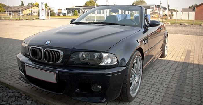 BMW E46 Cab M301