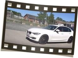 BMW F30 335I Akrapovic Exhaust Video