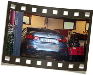 BMW M4 Schmiedmann Sweden Dyno Video