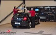 BMW E87 Roof Rails01