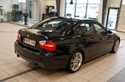 BMW E90 335I Before 02