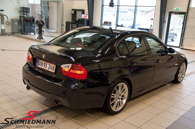 Schmiedmann - BMW E90 335I facelift to E90LCI + installation