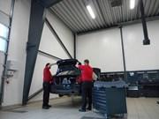 BMW E90 335I Lci Trunk Lid 14
