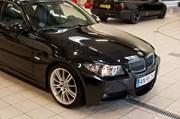 BMW E90 335I Hood 20