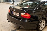 BMW E90 335I Trunk Lid 21