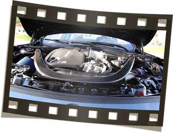 BMW F82 M4 Burger Motorsports Tuning Supersprint Exhaust Video
