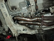 BMW E90 335I Wagner Tuning Downpipe 42