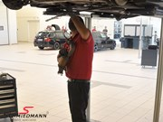 BMW E90 335I Wagner Tuning Downpipe 47